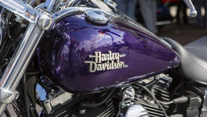 Perang Dagang Pengaruhi Pendapatan Harley-Davidson