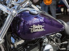 Senjata Makan Tuan, Tarif AS Paksa Harley Pindahkan Pabrik