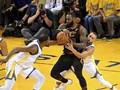 Warriors Unggul 3-0 atas Cavaliers di Final NBA
