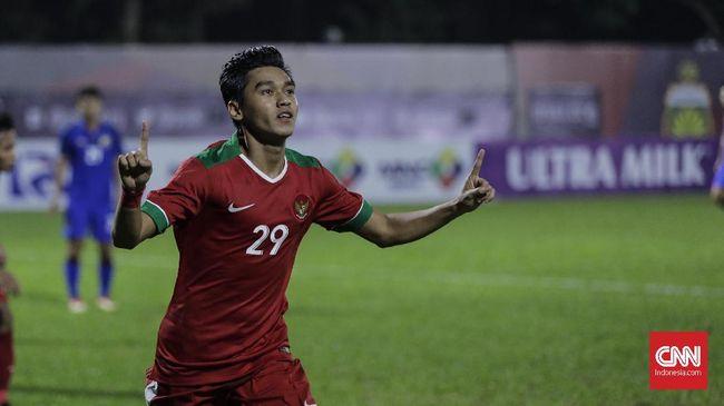 Timnas Indonesia Lawan Singapura, Septian Tak Targetkan Gol