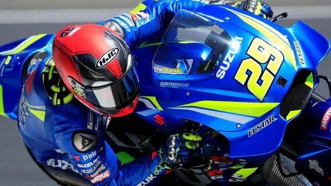 Tinggalkan Suzuki, Andrea Iannone Resmi Gabung Aprilia