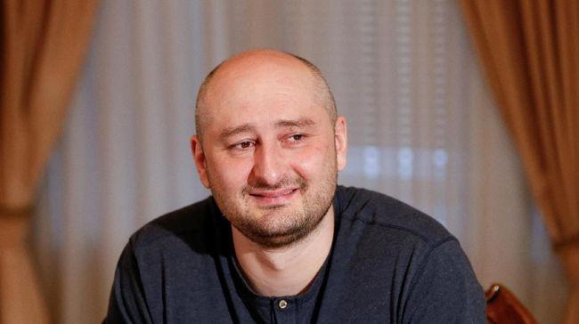 Jurnalis Rusia Pura-pura Mati dengan Bermodal Darah Babi