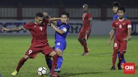 Susunan Pemain Timnas Indonesia U-23 vs Taiwan