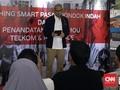 Sandiaga Luncurkan Smart Pasar, Belanja Tak Pakai Uang Tunai