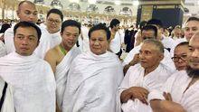 Eggi Usul Prabowo Ikhlas Jadi Cawapres Amien Rais