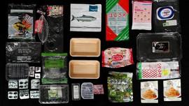 Toko Retail Jepang Bungkus Makanan dengan Plastik Biomassa
