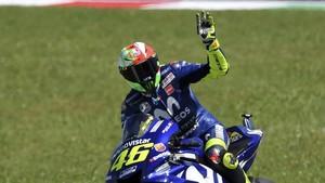 Kepala Mekanik Vinales Diklaim Tolak Tawaran Rossi
