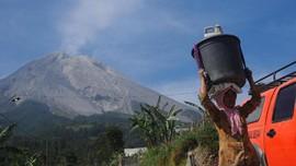 Guguran Lava Merapi Disebut Masih Berpotensi Muncul Kembali