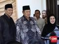 SBY-JK Kembali Berkumpul Saat Buka Bersama Chairul Tanjung
