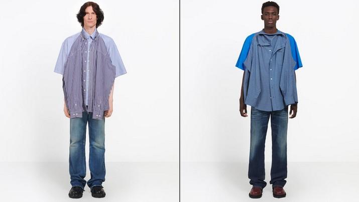 Jual Kaus Aneh Rp 18 Juta, Balenciaga Dihujat