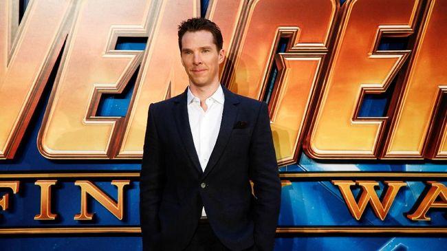 Benedict Cumberbatch Pernah Jadi Pahlawan Sungguhan