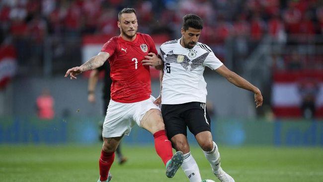 Jerman Kalah 1 2 dari Austria