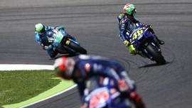 Rossi Nilai Masalah Mesin Hambat Performa Yamaha
