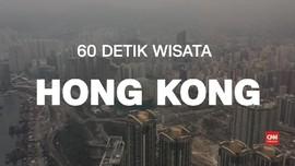 VIDEO: 60 Detik Wisata Hong Kong