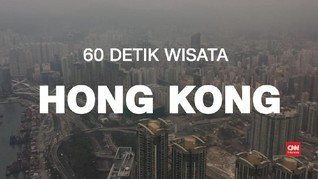 VIDEO: 60 Detik Wisata Hong Kong