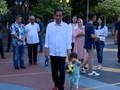 VIDEO: Jokowi Ajak Jan Ethes Liburan di Dufan