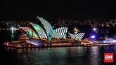 Setiap tahunnya, Australia menggelar pameran instalasi lampu yang bertajuk Vivid Sydney. Lokasi utamanya di Sydney dan sekitarnya.
