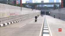 VIDEO: Underpas Mampang Jadi Korban Vandalisme