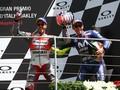 Kalah Terkenal dari Rossi di MotoGP, Dovizioso Tidak Kecewa