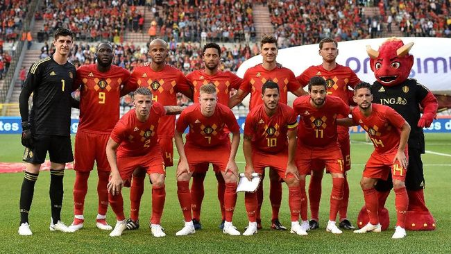Prediksi Juara Grup G Piala Dunia 2018