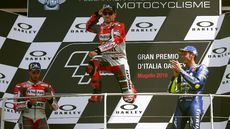 Kembali Akur, Rossi-Lorenzo 'Kencan Ganda' Usai MotoGP Italia