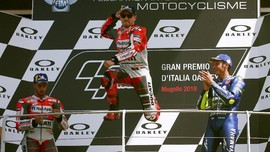 Jadwal MotoGP Italia 2019
