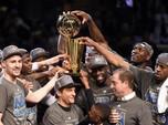 Diperebutkan Warriors & Cavaliers, Ini Harga Piala NBA