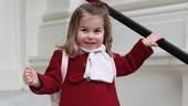 Baru 3 Tahun, Putri Charlotte Sudah Cinta Fashion Seperti Kate Middleton