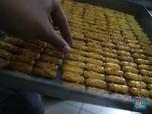 Jelang Lebaran, Industri Kue Kering Mulai Menggeliat