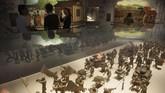 Empat utusan Nabi Muhammad itu menyebar di sejumlah tempat di China, satu orang di Guangzhou, satu orang di Yangzhou, dan dua menetap di Quanzhou. Dua utusan di Quanzhou berdakwah dan menetap hingga wafat. (ANTARA FOTO/Nyoman Budhiana)