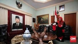 FOTO: Menyusuri Senyap di Rumah Cendana Soeharto