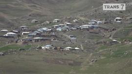 VIDEO: Desa Khinaliq, Pelabuhan Nabi Nuh Saat Terdampar