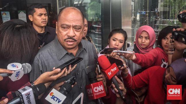 KPK Panggil Melchias Mekkeng untuk Kasus PLTU Riau-1