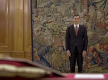 Pedro Sanchez Menggeser Mariano Rajoy Jadi PM Spanyol