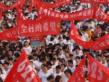 Inflasi Turun 3 Bulan Berturut-turut, Ekonomi China Melambat