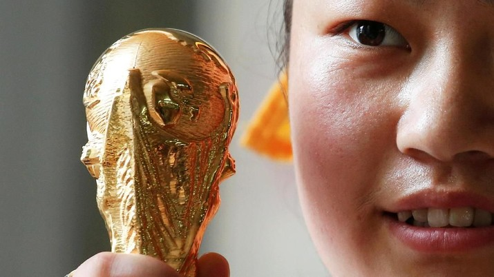 Piala Dunia adalah ajang 'jual diri' bagi pemain-pemain sepakbola dunia.