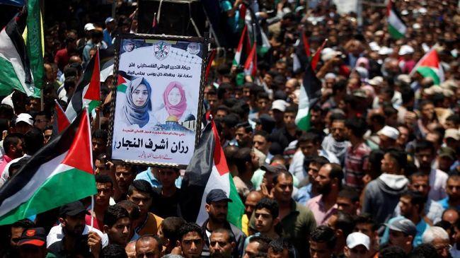 Israel Baru Selidiki Kematian Perawat Palestina di Jalur Gaza