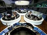 Ekonomi Inggris Tumbuh Lambat, Bursa Eropa Dibuka Turun