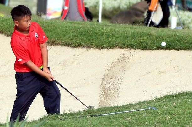 141 Pegolf Ikuti Himbara World Junior Golf Champioship 2018