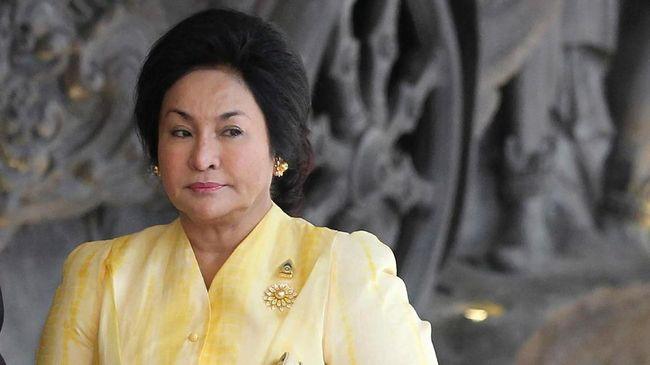 Istri Najib Disebut Bakal Didakwa Kasus Pencucian Uang