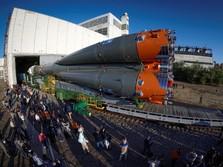 Soyuz MS-09 Siap Membawa Tiga Astronot ke Luar Angkasa