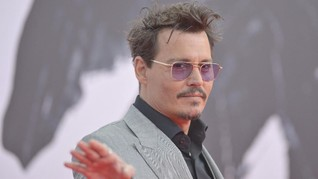 Curhat Blak-blakan, Johnny Depp Ingin 'Pencitraan'