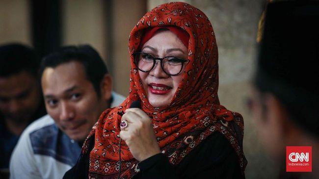 Tutut Soeharto Tolak Berkomentar Masalah Politik