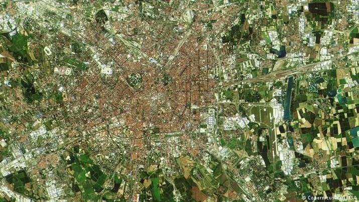 Gunakan Citra Satelit, Pendaftaran Tanah Bisa Makin Cepat