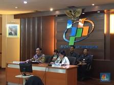 BPS: Inflasi Mei 2018 Capai 0,21%
