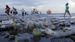 FOTO: Potret 'Sendu' Hari Lingkungan Hidup Sedunia