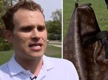 Demi Tas Louis Vuitton, Pria Ini Pilih Mati Melawan Perampok