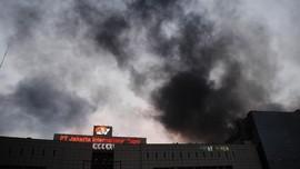 Penyebab Kebakaran JI Expo Menunggu Hasil Forensik Polisi
