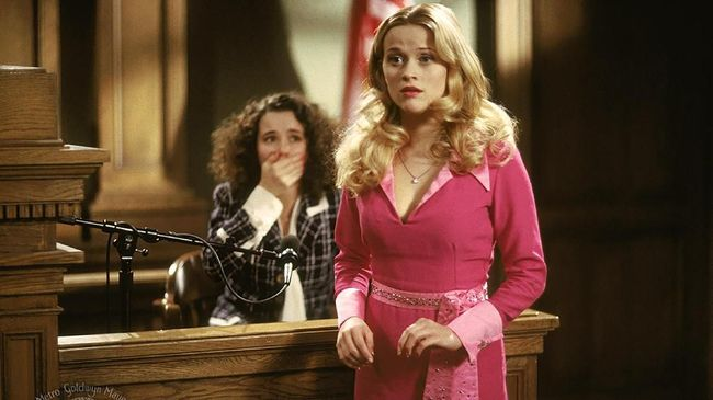 Reese Witherspoon Resmi Gabung 'Legally Blonde 3'
