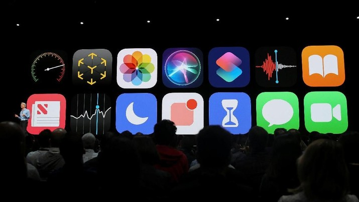 Ini iPhone dan iPad yang Dapat Update iOS 12